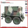 Life-Long Service 110kVA 88kkw Trailer Type Diesel Electric Generator Price