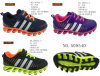 No. 50954 Kid′s Shoes Velcro Sport Shoes Three Color