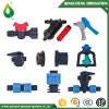 Drip PE Plastic Black Irrigation Pipe Hydroponic HDPE Tube