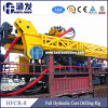 3000m Drilling Depth! Hfcr-8 Crawler Core Drilling Rig