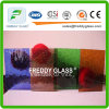 2.5mm Patterned Glass Colored Oceanic Glass