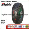 Low Price 6X2 Lawnmower Solid Rubber Wheel for Sale