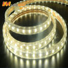 White Color 110VAC 220VAC SMD5050 High Voltage LED Strip Waterproof