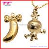 3D Gold Metal Pendant for Necklace (TC-HT076)