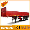 ISO CCC Approved 12 Tyres Light Duty Side Wall Semi-Trailer