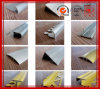 China Anti Slip Aluminum Stair Nosing Us Standard