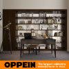 Oppein Australia Villa Project PVC Wooden Book Cabinet (op15-H001)