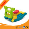 Double Used Kids Small Playground Plastic Slides