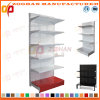 Customized Supermarket Hypermarket Iron Hole Back Wall Display Shelving (Zhs570)