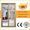 Aluminum Frame Interior Door Sc-Aad004
