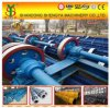 Reinforced Prestressed Concrete Electric Pole Moulds Made in Guangzhou China