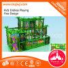 Jungle Style Indoor Labyrinth Children Playground