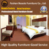 Hotel Furniture/Luxury Double Bedroom Furniture/Standard Hotel Double Bedroom Suite/Double Hospitality Guest Room Furniture (GLB-0109870)