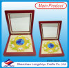 Wholesale Custom Medals Wth Wood Box