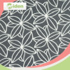 Chantilly Lace Fabric in Dubai Leaf Pattern Embroidered Lace Fabric