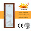 Popular Design Bathroom Door Made in China (SC-AAD058)