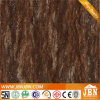 Coffee Brown Color Floor Ceramics Polished Porcelain Tile (J8M09)