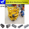 High Quality Concrete Hollow Block Making Machine From China