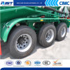 45m3 Powder Tank Semi Trailer/Cement Tank Semi Trailer