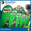 2.5m Hot Selling Full Color Printed Teardrop Banners (Style A)
