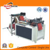 Computer Control Heat Cutting Heat Seal Plastic Bag Making Machine