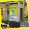 Outdoor Scrolling Display Billboard Light Box (item253)