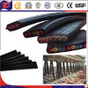 Free Sample Flat Cable, Rubber Cable Wire