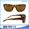 Comfortable Tortoise Designer Polarized Sport Fishing Sunglasses for Men