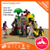 Interesting Kids Play School Set Outdoor Adventure Playgrounds