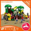 Guangzhou Factory Preschool Kids Plastic Tube Slide