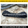 High Quality of America Mclaren Crawler 400*90*47 Kubota DC60 Crawler Belt