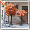 Hotel Decorative Plastic Artificial Maple Tree Made of Fiberglass