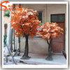 Hotel Decorative Plastic Artificial Maple Tree Made of Fiberglass
