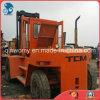 No-Smoking 16ton Side-Shift Tcm Diesel-Isuzu-Engine Orange-Repaint Tractor Forklift