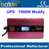 DC/AC 1500W UPS Modified sine wave Solar inverter with LCD for Solar System