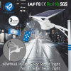 15W/20W/30W/40W/50W/60W/80W/100W Solar Lamp Outdoor Motion Sensor LED Street Garden Light with Solar Panel