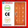 2017 New Arrival Steel-Wood Armored Doors (CF-M014)