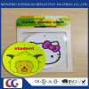 Reflective High Visibility Smile Face Stickers for Advertising