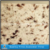 Man Made Customized Quartz Stone Slabs for Kitchentops and Tiles