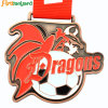 Custom Design Sports Metal Medal with Different Plating