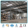 High Quality Africa Project Prefab Steel Structure Frame Warehouse Construction