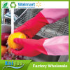 Bi-Color Extra Long Household Rubber Cleaning Natural Latex Glove
