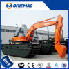 Good Condition Heking Amphibious Excavator HK150SD