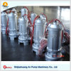 Anti Wear Corrosion Resisting Stainless Steel Submersible Trash Pumps