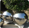 Decorative Outdoor Hollow 304 Stainless Steel Sphere and Ball