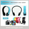 Stereo Wireless Music Bluetooth V3.0 Headset Headphone for Mobile Phone