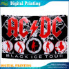 AC/DC Black Ice Tour Design Flag (B-NF03F06031)