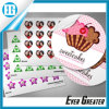 Round Cheap Stickers with Your Design