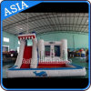 Min Inflatable Shark Water Park for Kids