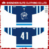 Goalie Cut Sublimation Ice Hockey Jersey Custom